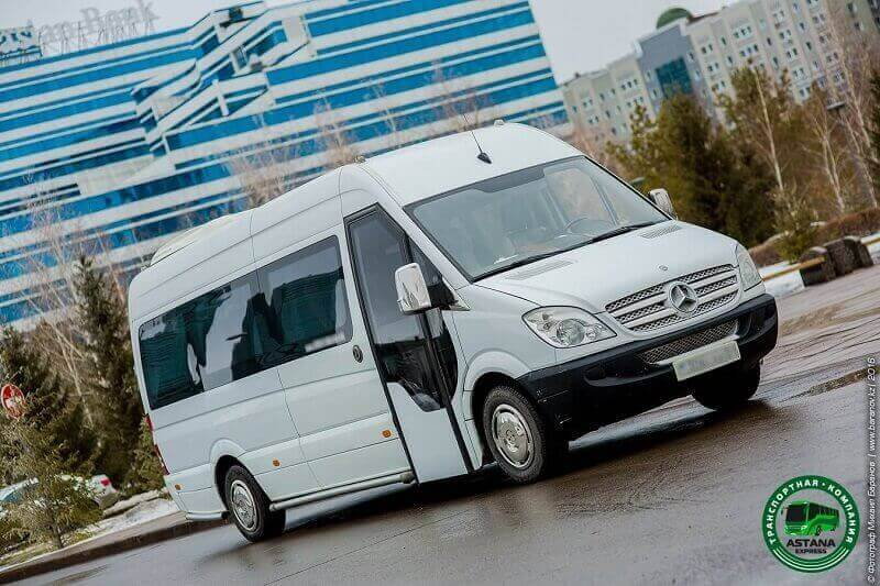 Mercedes Sprinter Lux
